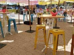 השכרת שולחנות וכיסאות