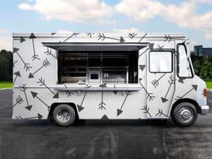 ייצור רכב אוכל